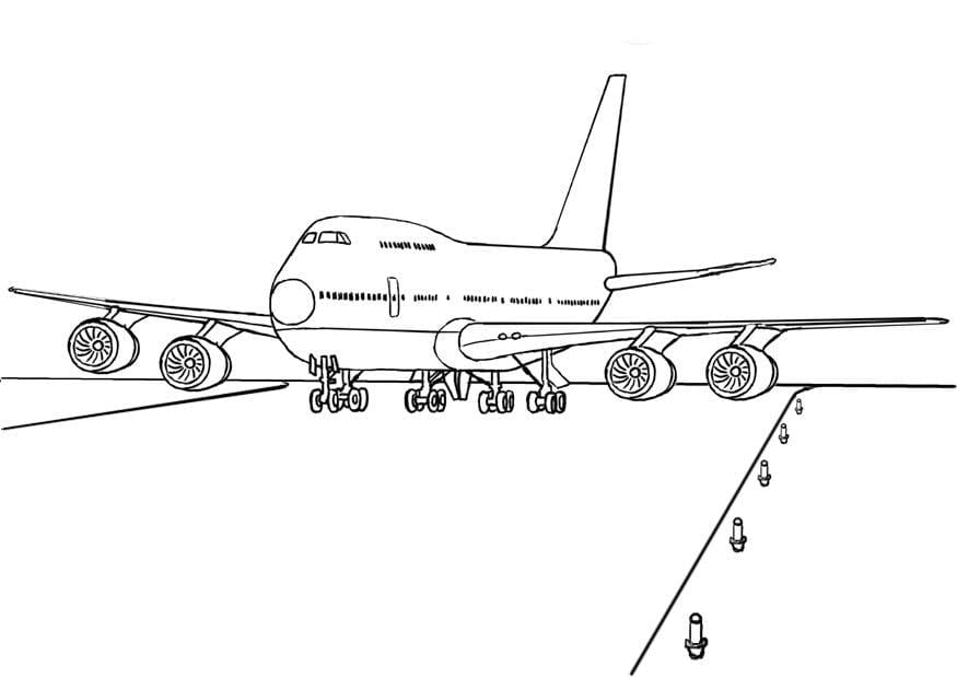 Airplane Coloring Pages Pic Photo Airplane Coloring Pages At