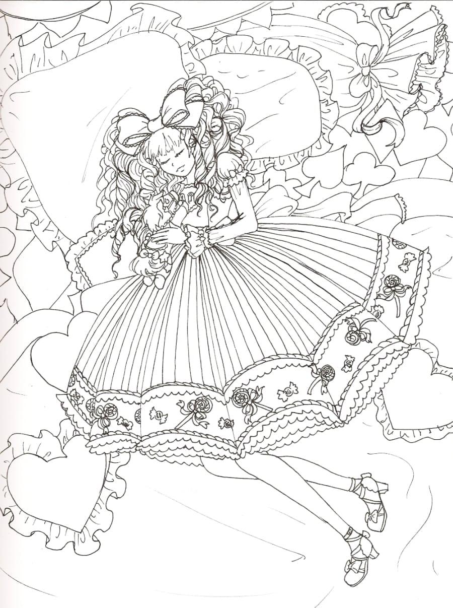 Ap Coloring Book Simple Draw Coloring Book