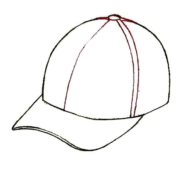 Tremendous Hat Coloring Page Four Leaf Clover In An Irish Color