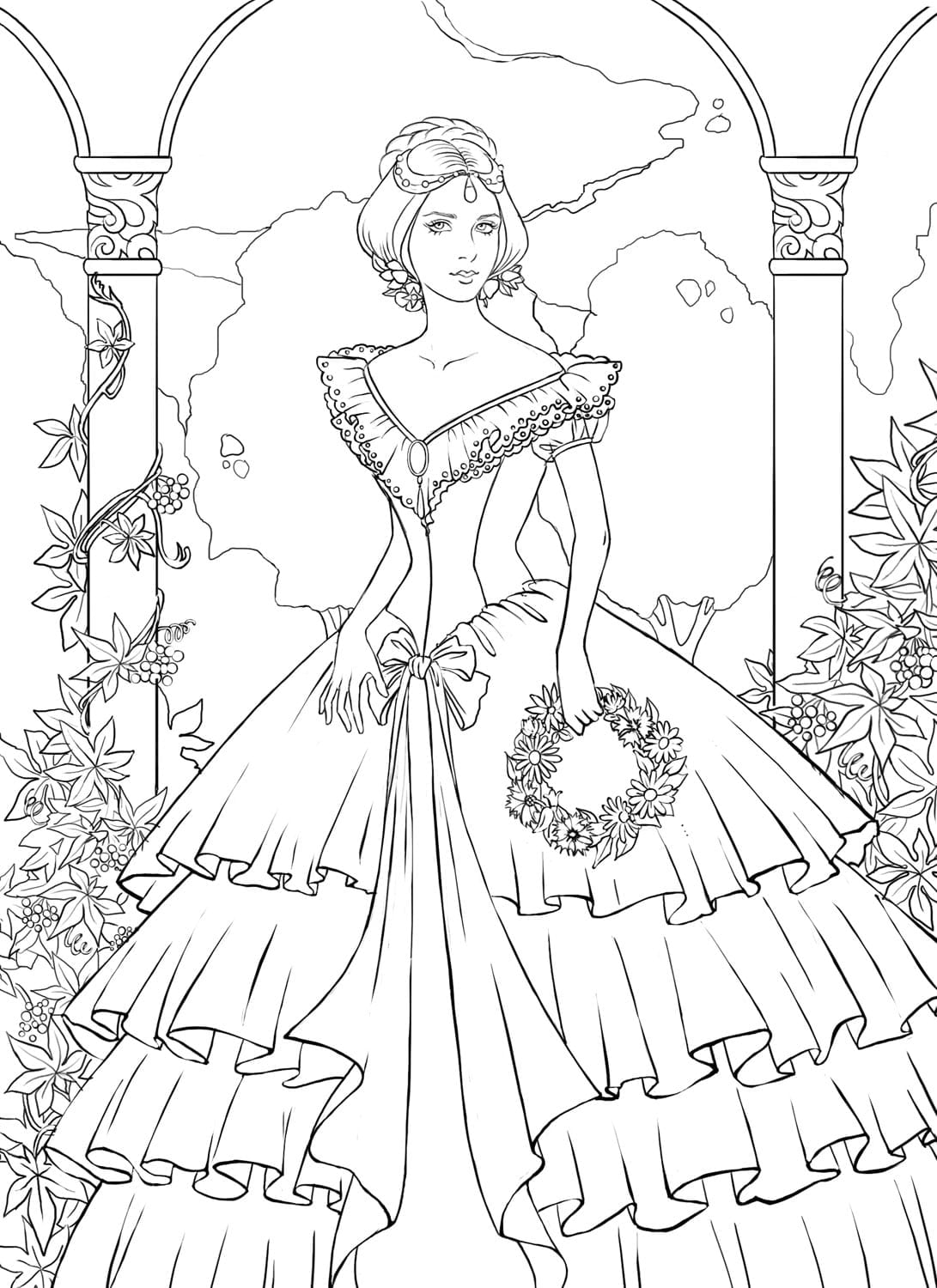 Unusual Ideas Free Coloring Pages For Adults Printable Hard To