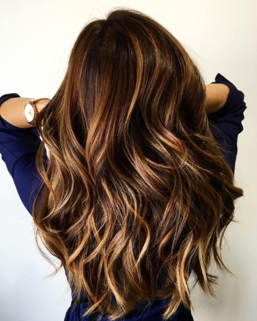 Best Balayage Hair Color Ideas With Blonde, Brown And Caramel