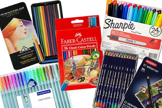 Best Colored Pencils Good Best Colored Pencil Books