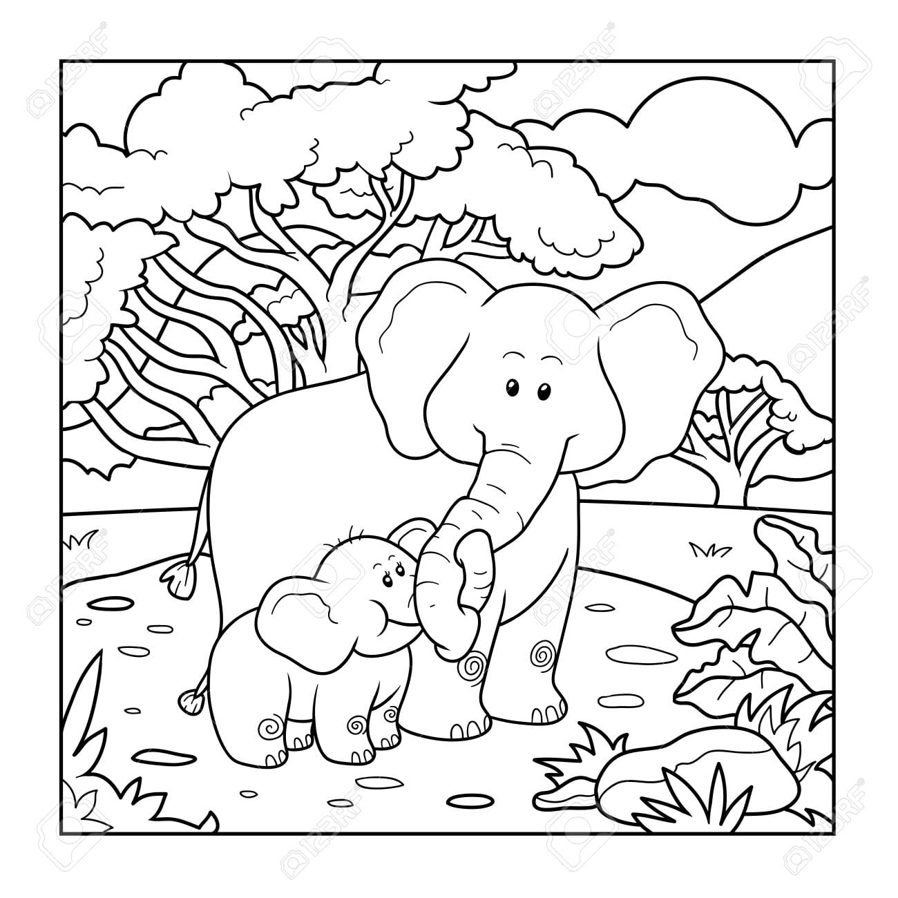 Best Colorings For Kids Pages Children Coloring Books Book App