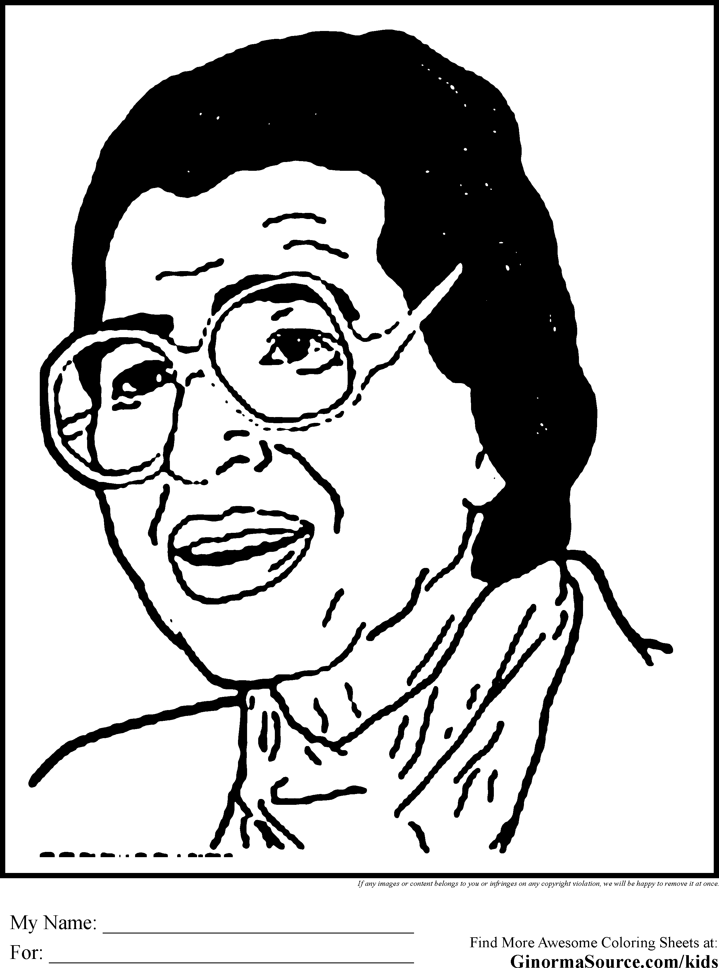 Black History Coloring Pages Rosa Parks Neo Coloring With Page