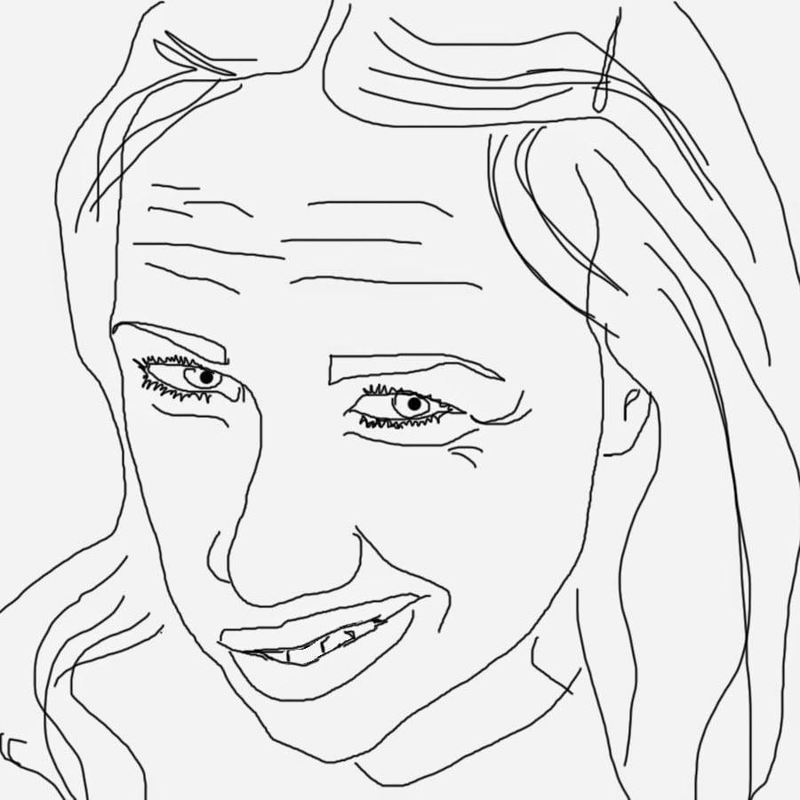 Miranda Coloring Pages