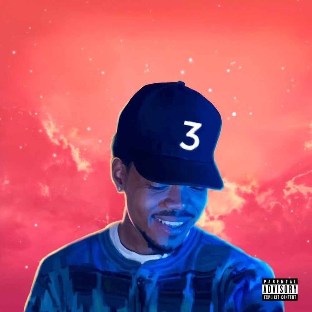 """The Real Voice Of The Streets  Chance The Rapper – """"coloring Book"""