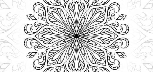 Pretty Ideas Free Printable Coloring Pages For Adults Advanced New