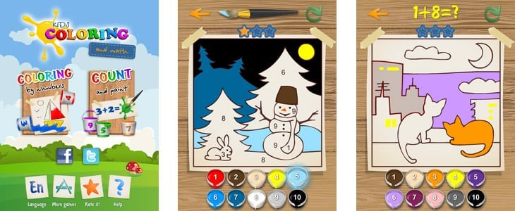 Emejing Coloring Apps For Toddler Contemporary