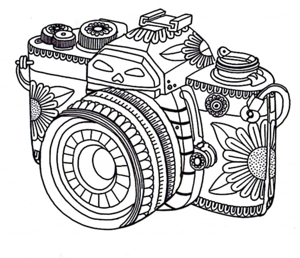 Coloring Pages For 10 Year Old Girls Download