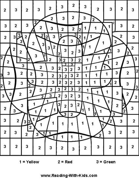 Coloring Pages  Mindware Coloring Pages