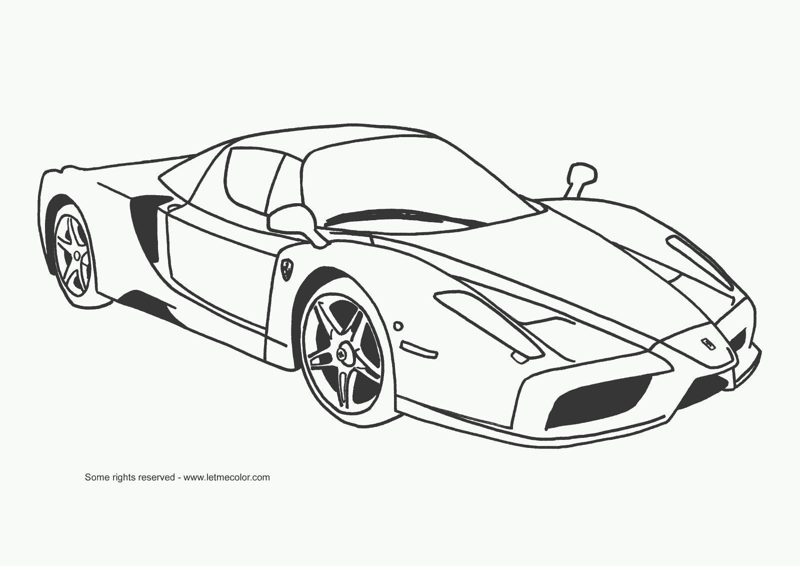 Gta Coloring Pages