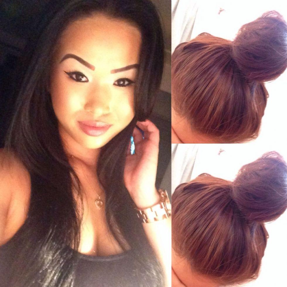 Cute Hair Extensions And Also Color B4 On Black Hair Choice Image