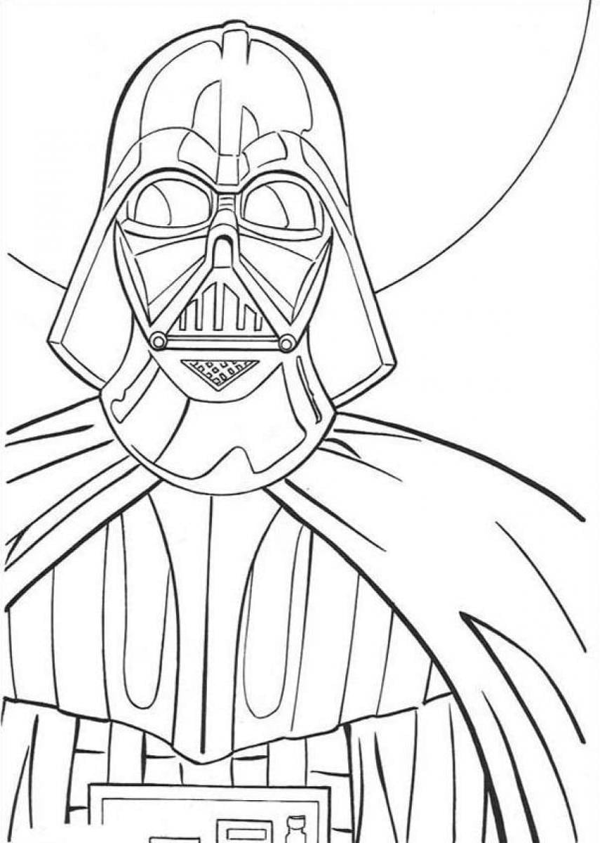 Darth Vader Coloring Pages To Download New Auto Market Me And