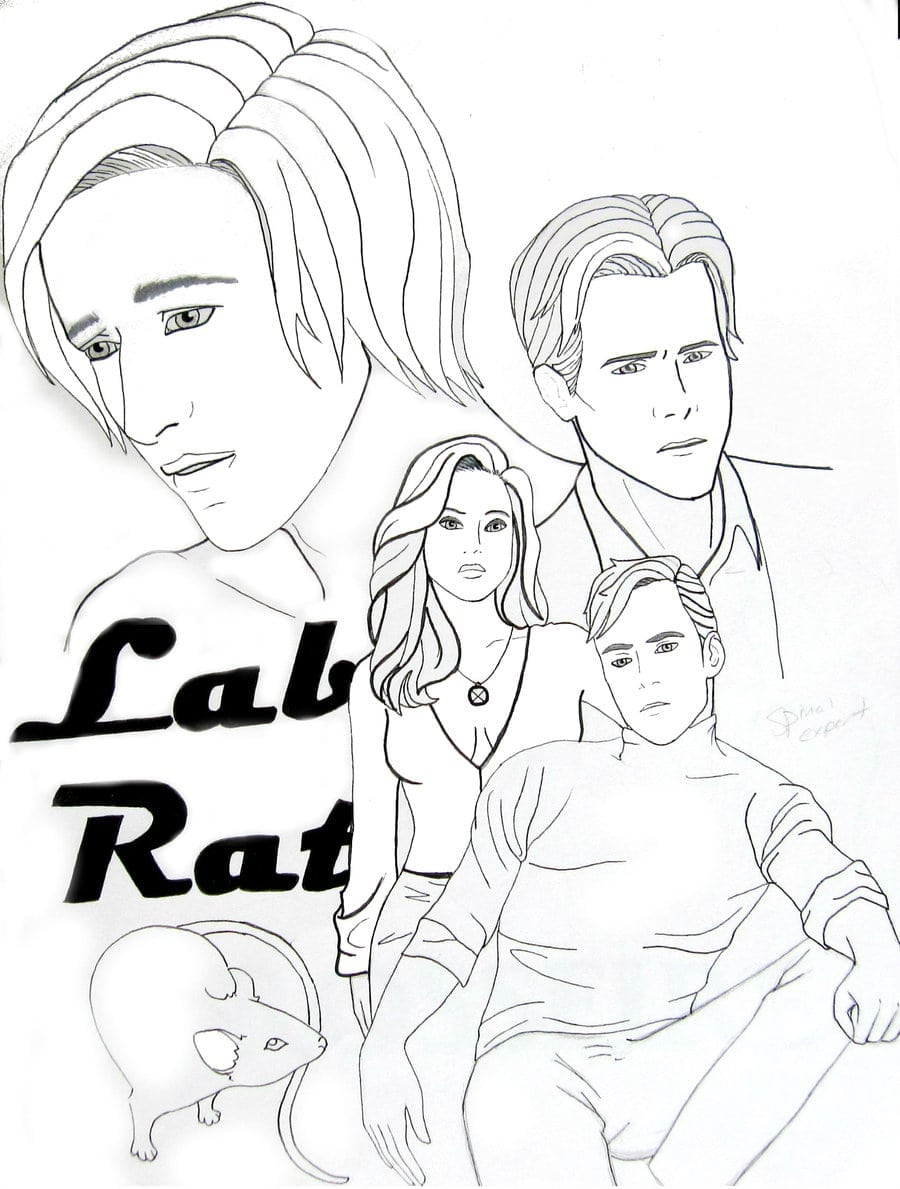 Disney Xd Lab Rats Coloring Pages With NEO Coloring