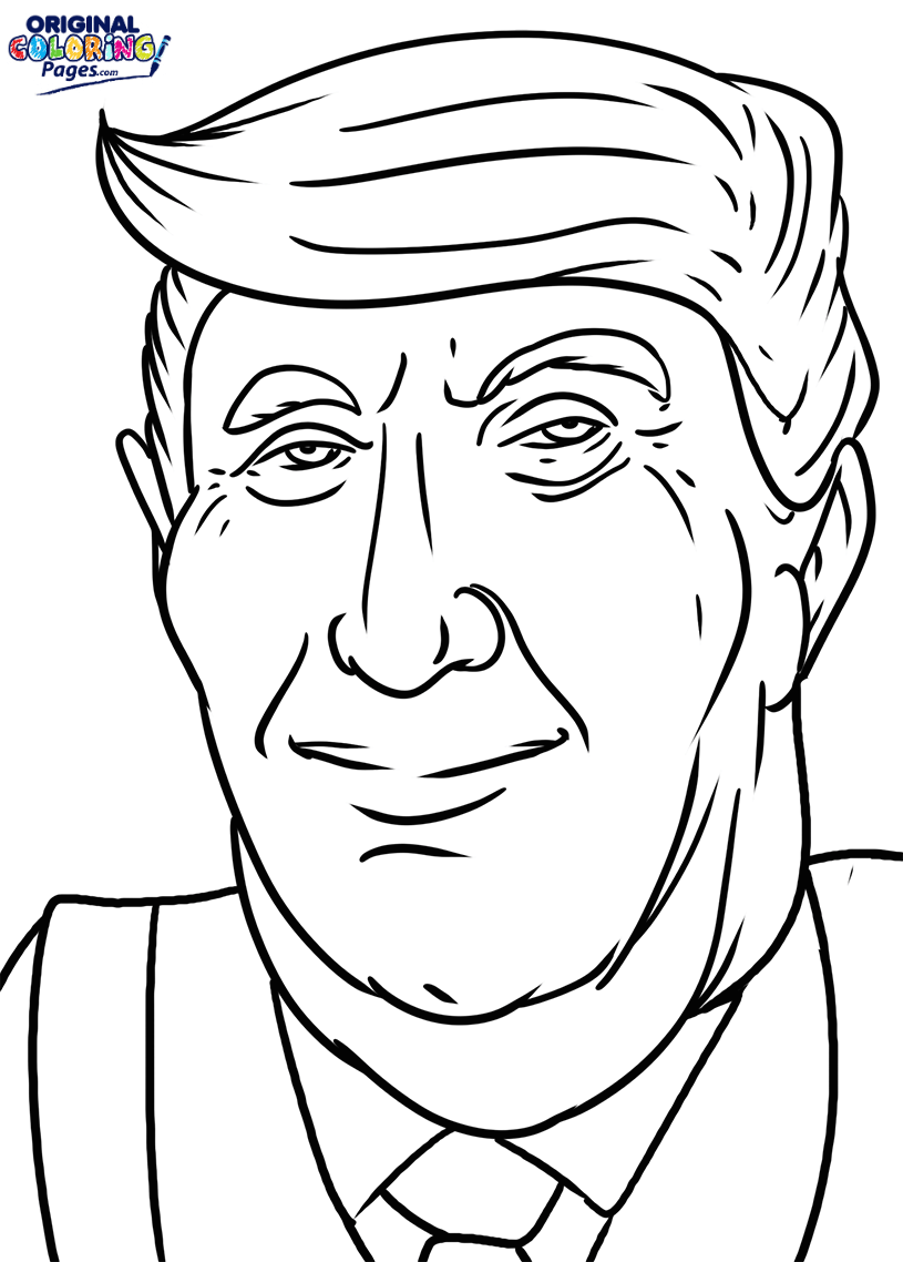 Celebrities – Coloring Pages – Original Coloring Pages