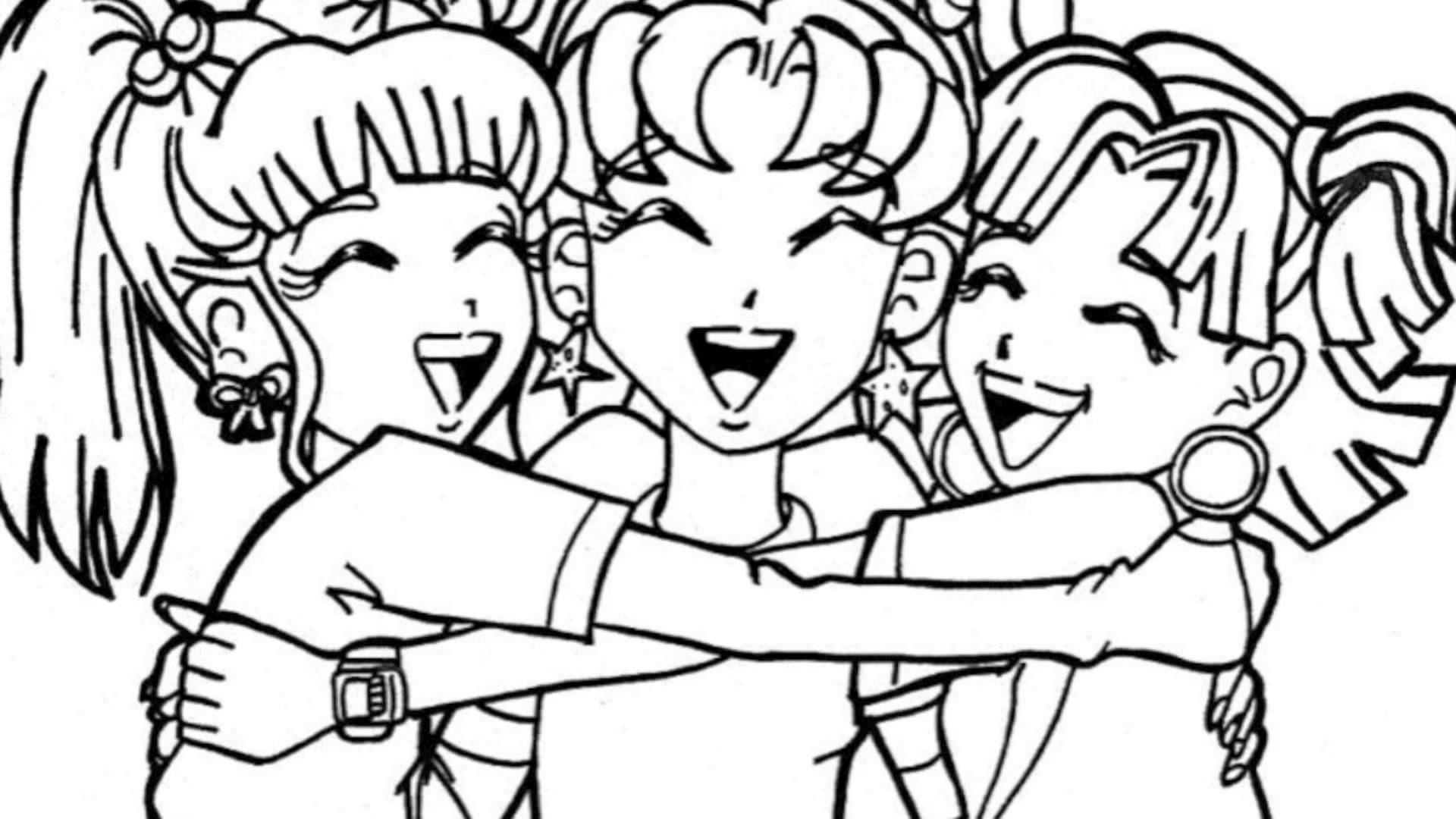 Dork Diaries Coloring Pages Printable Home In