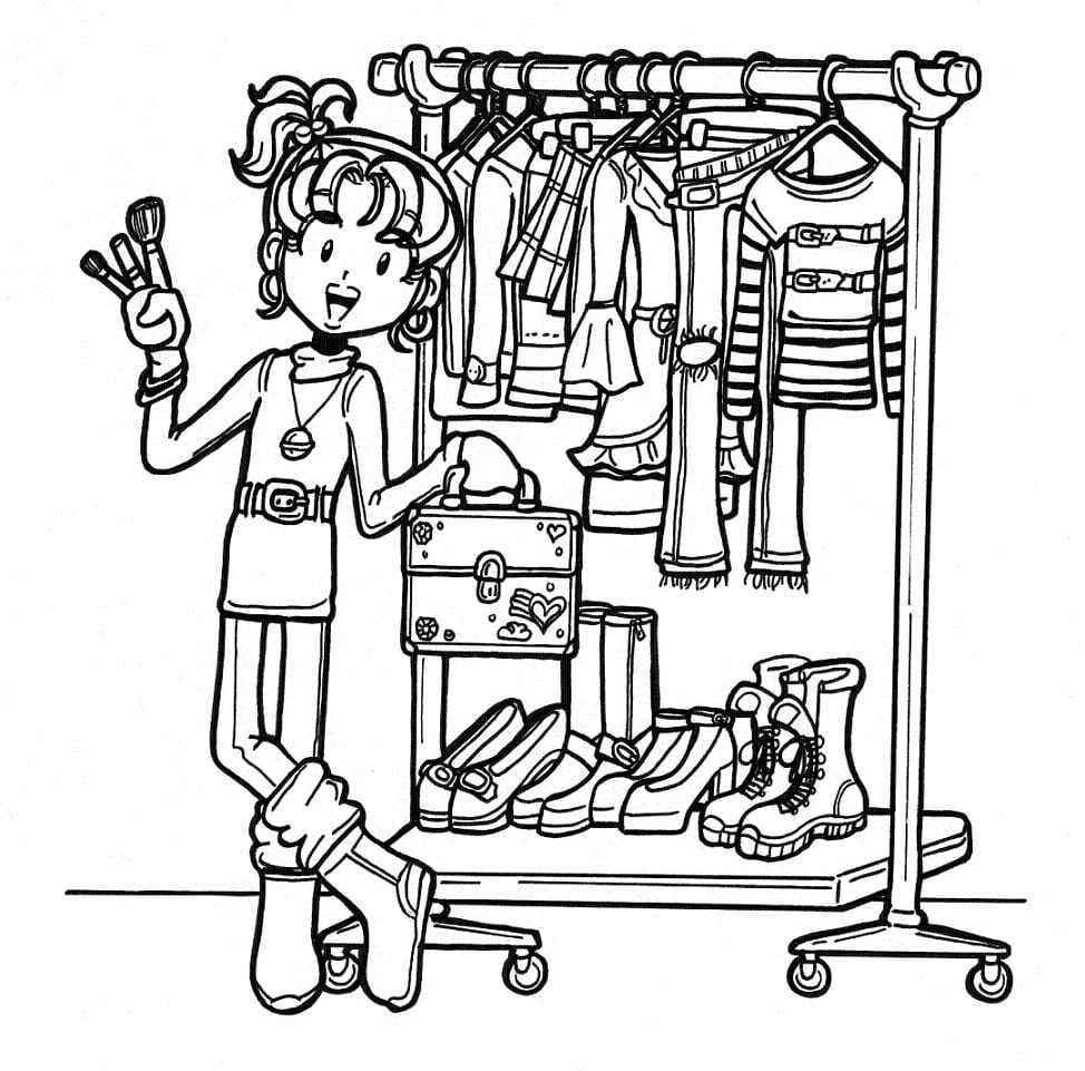 Dork Diaries Coloring Pages In Glum Me Best Of Auto Market With