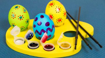 Easter Egg Coloring Kit – NEO Coloring