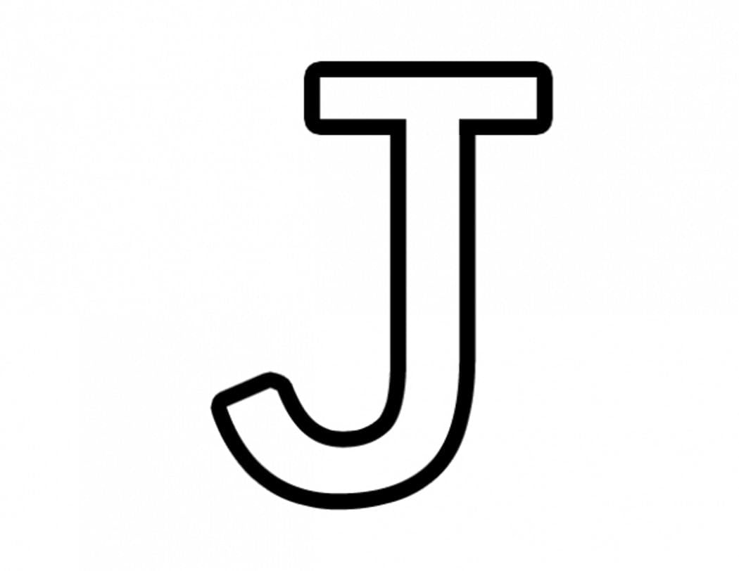 Fascinating Color With Letter J Reliable Color  16514