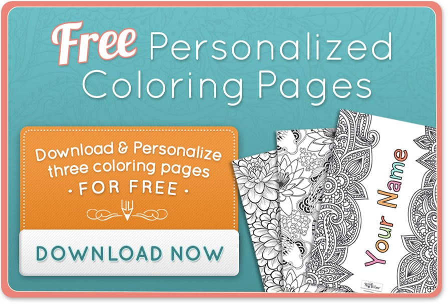 Professional Custom Coloring Pages From Photos Free Personalized