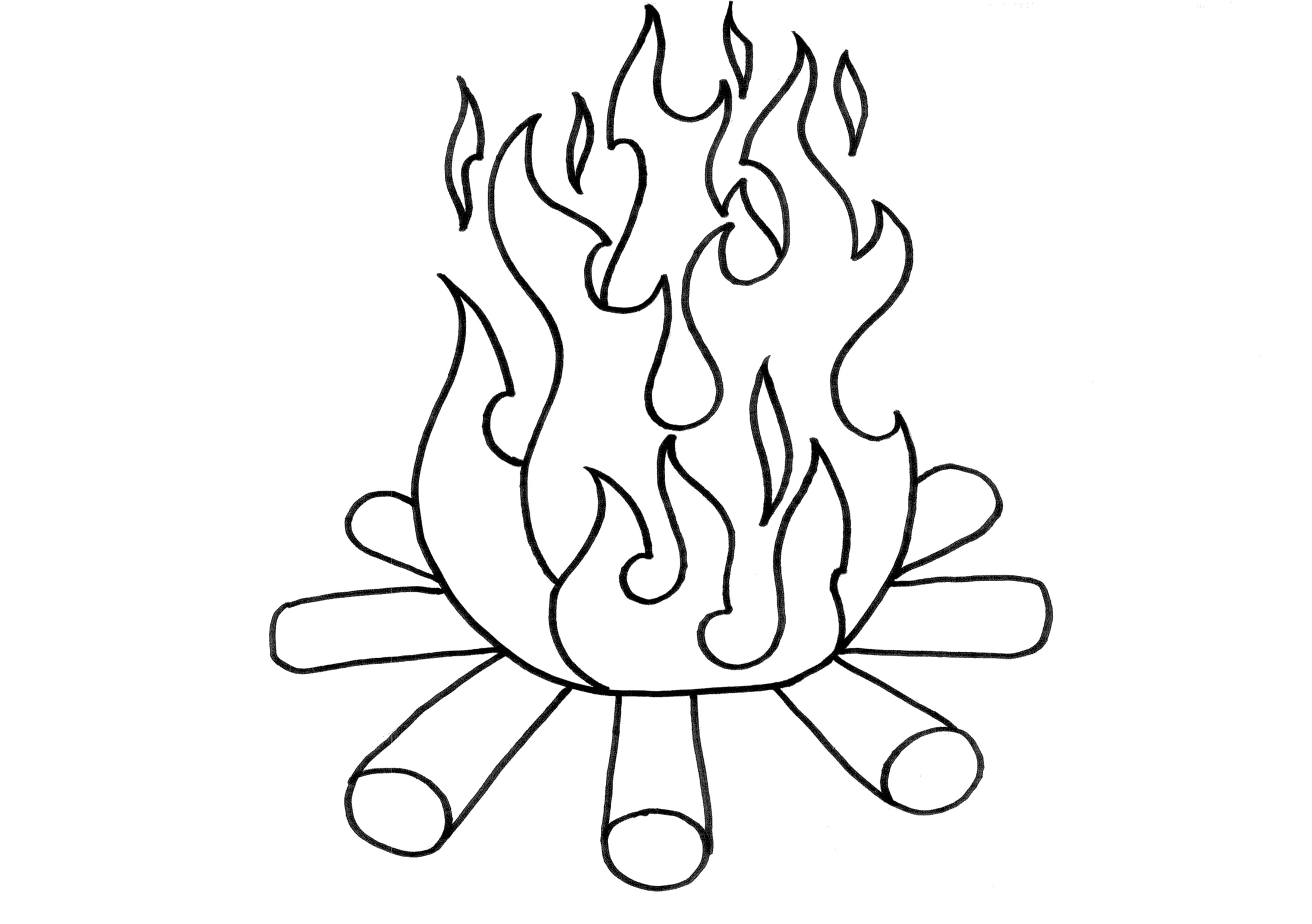 Cute Dragon Breathing Fire Coloring Page Free Printable At Pages