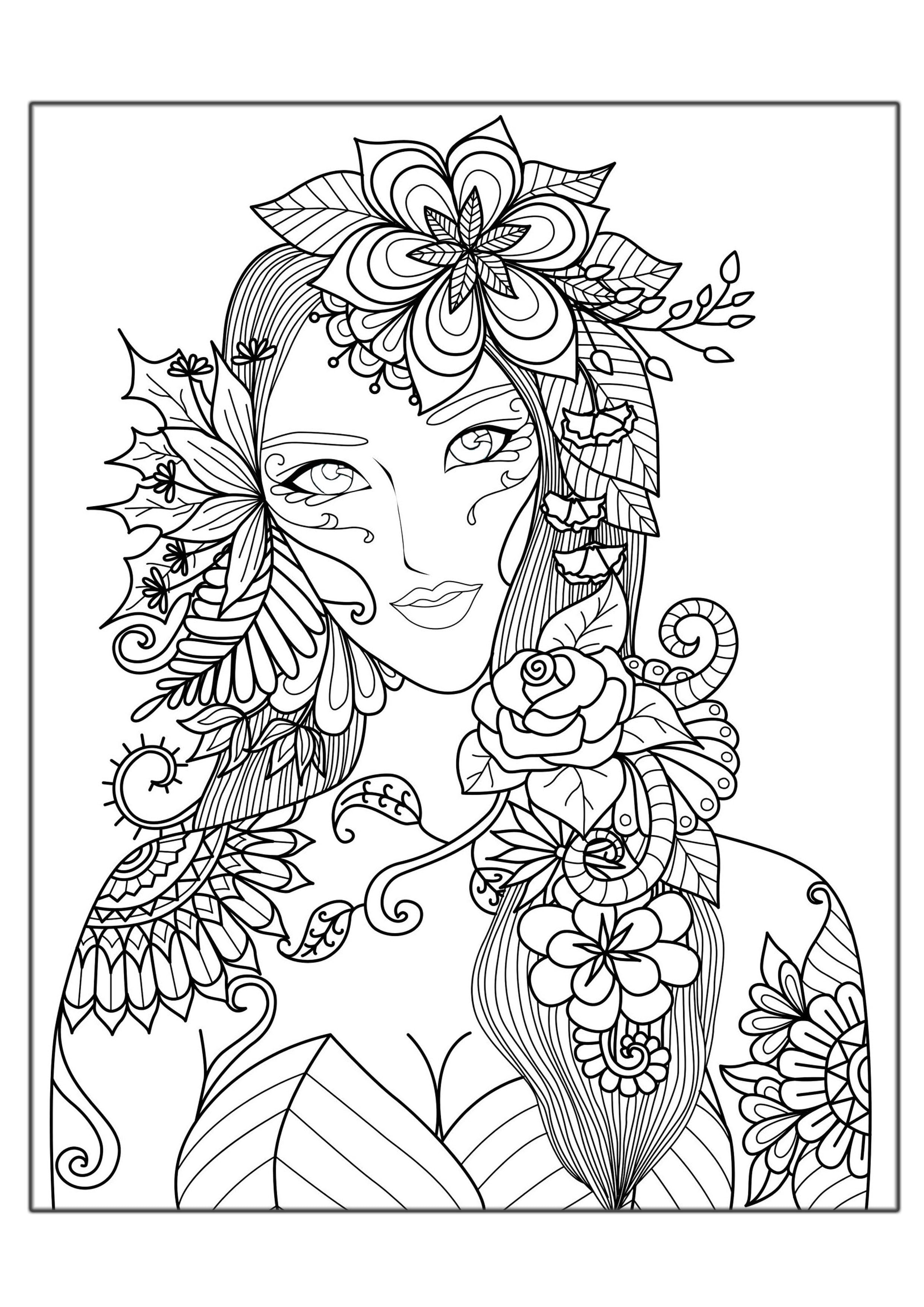 Free Coloring Pages Adults 68 With Free Coloring Pages Adults