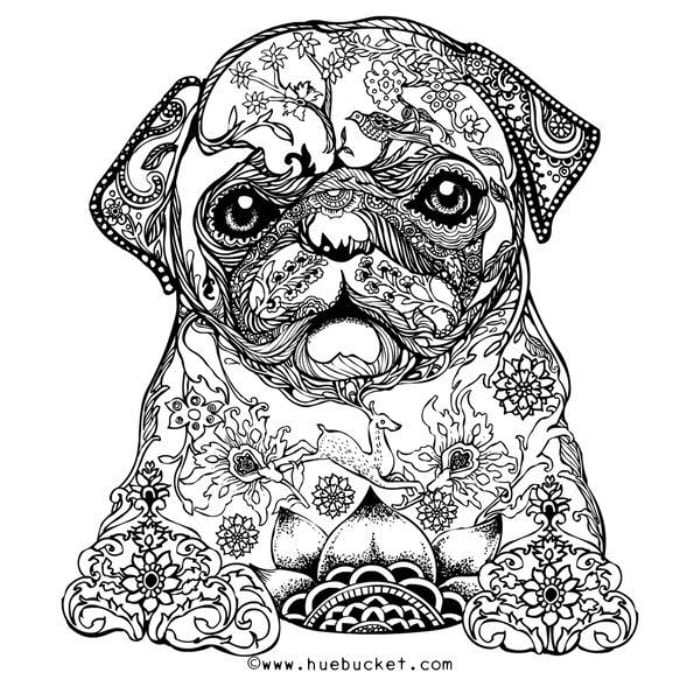 Nice Printable Coloring Pages For Adults