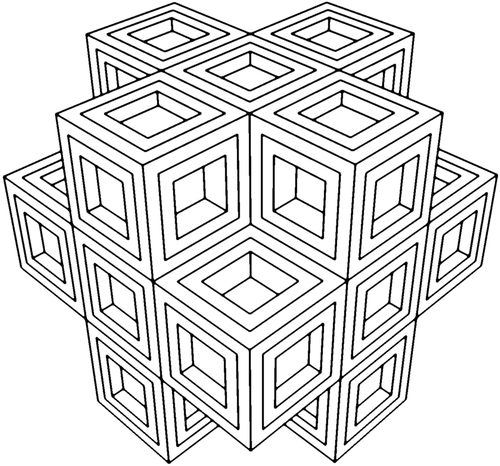 Free Printable Coloring Pages For Adults Geometric Az At