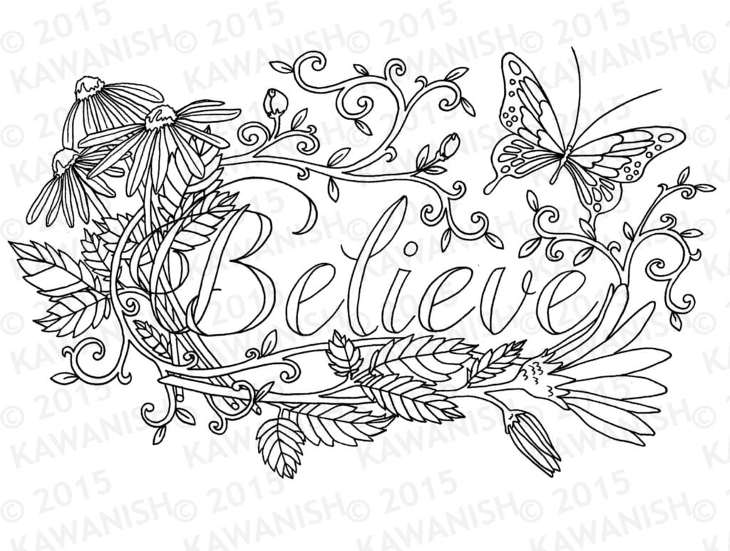 Free Printable Coloring Sheets For Adults 13  21582