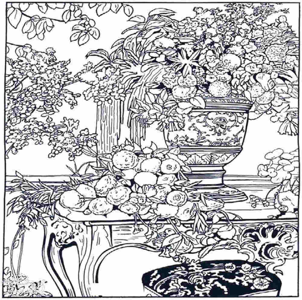 Find Printable Adult Coloring Pages  12089