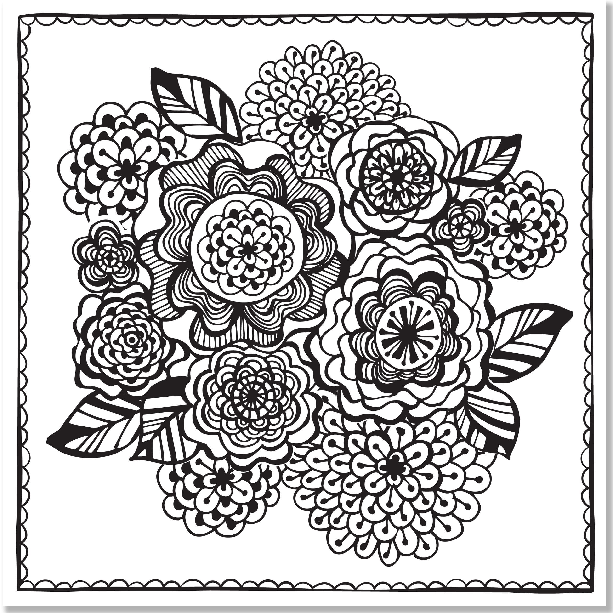 Introducing Designs To Color For Adults Mandala Coloring Book 31