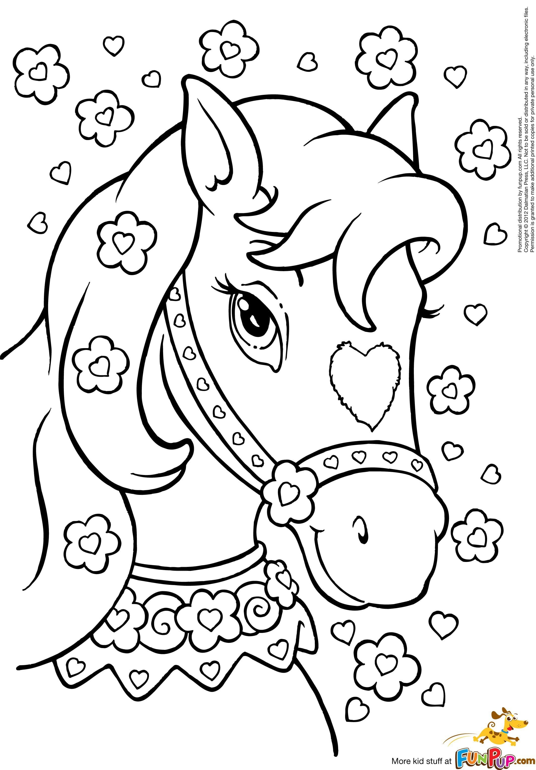 Princess Coloring Pages Free