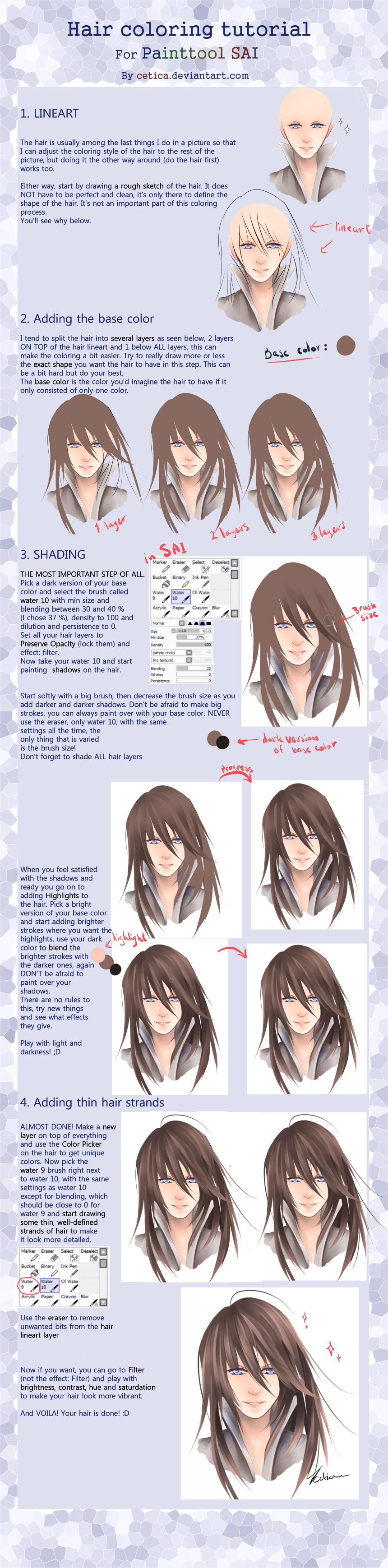 Paint Tool Sai Favourites By Myeeeah On Deviantart