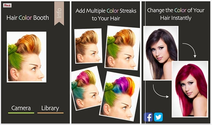 Hair Color Studio Aplicaciones Android En Google Play Of Hair
