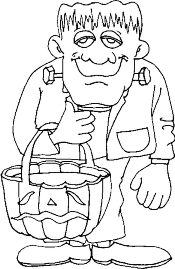 Halloween Coloring Pages Printable Pdf New Awesome Page Free