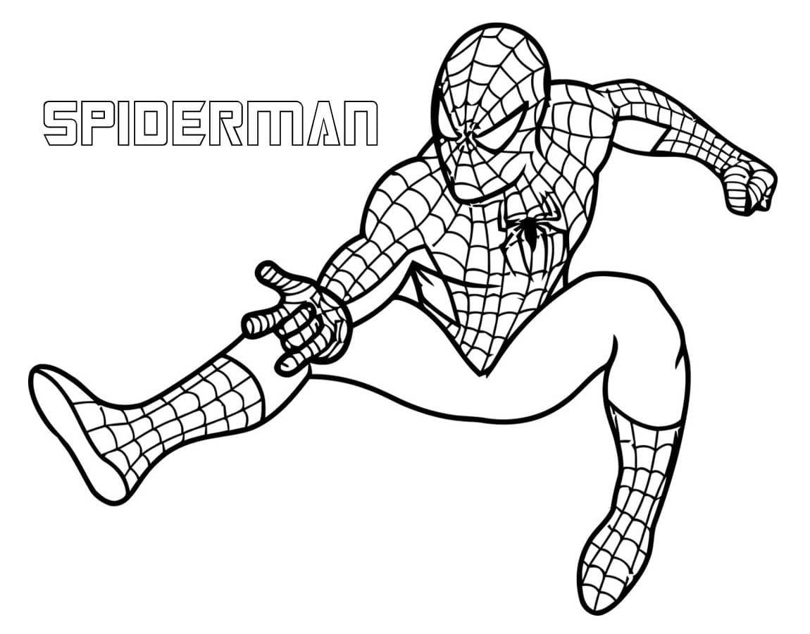 Hero Coloring Pages Super At Book Online