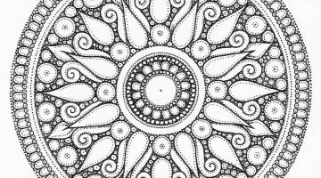 Coloring Design Pages