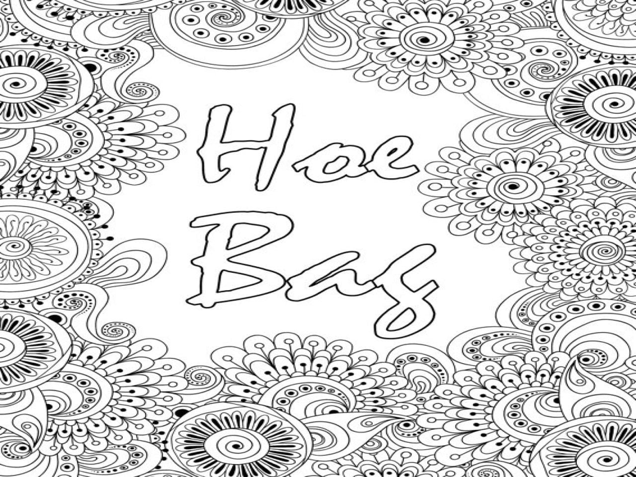 Coloring Pages For Adults Naughty