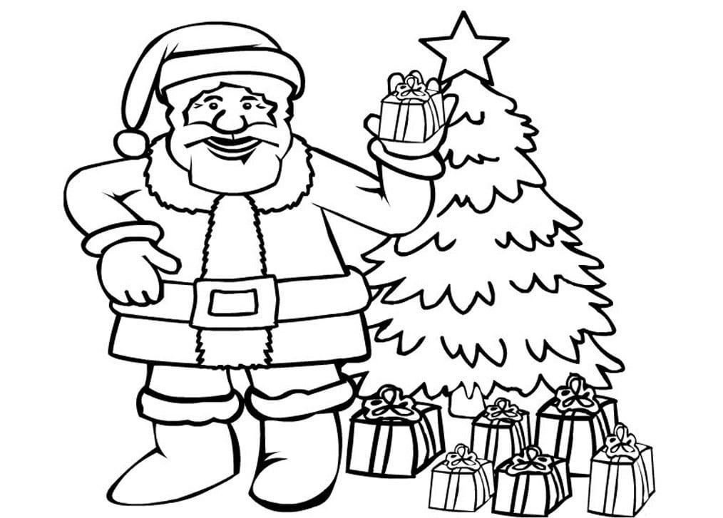 Excellent Santa Claus Printables Preschool In Beatiful Santa Claus