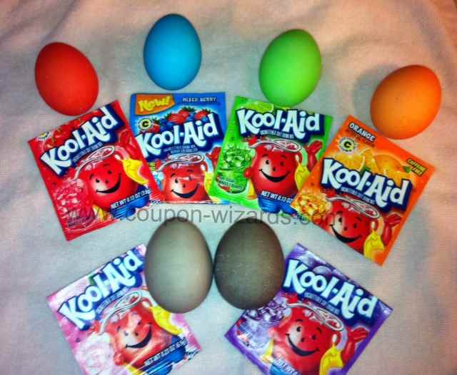 100+ Ideas Easter Egg Coloring With Kool Aid On