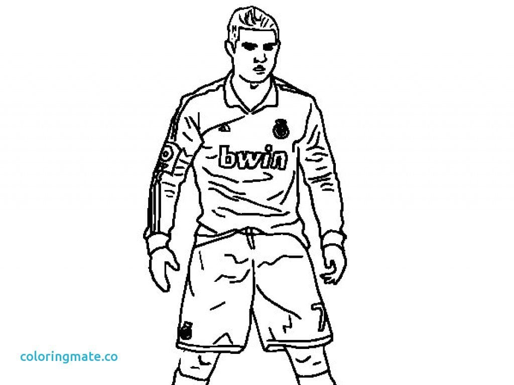 Limited Messi Vs Ronaldo Coloring Pages Sharry  14303