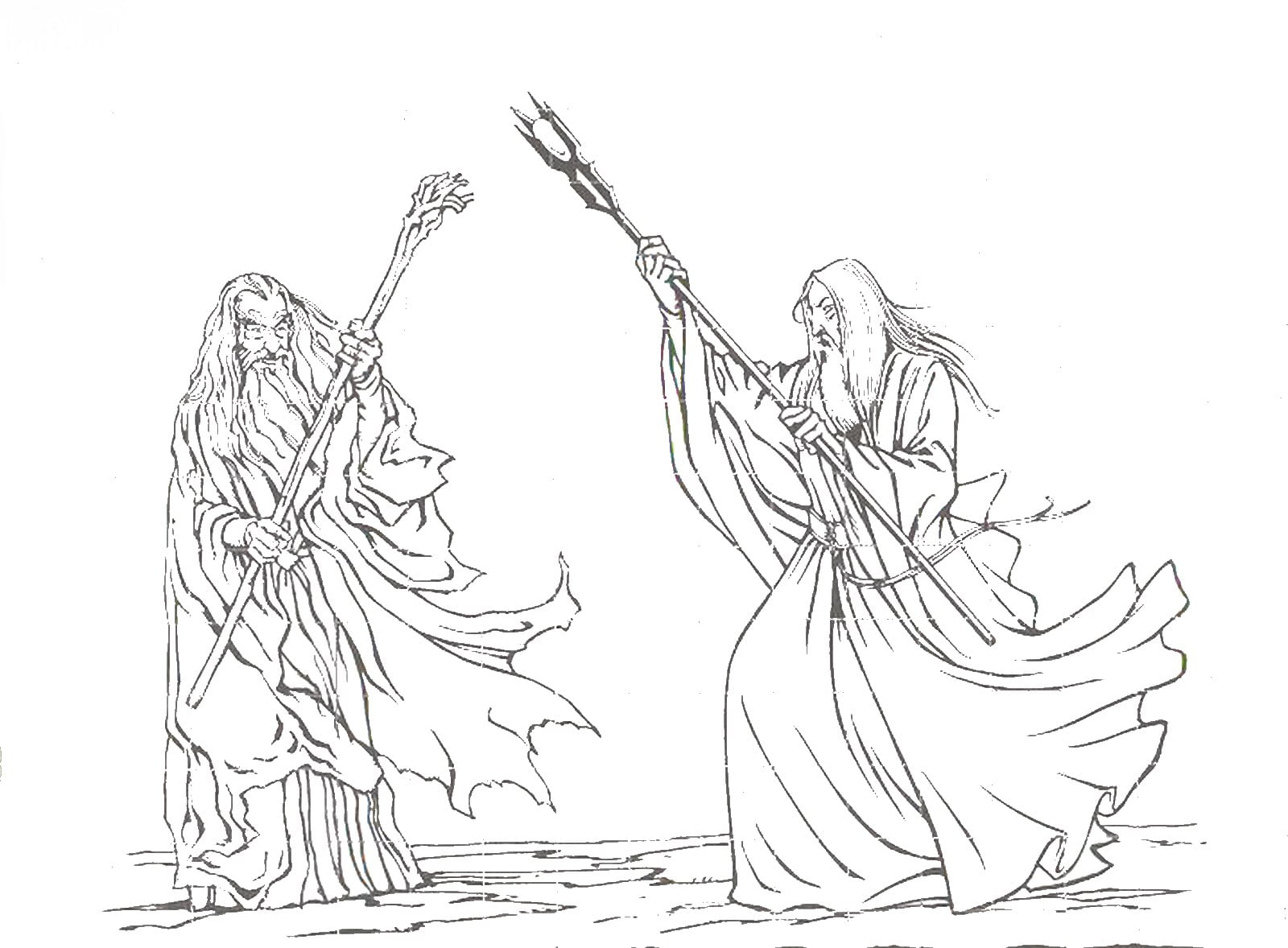 Lord Of The Rings Coloring Pages Coloringsuite Com And