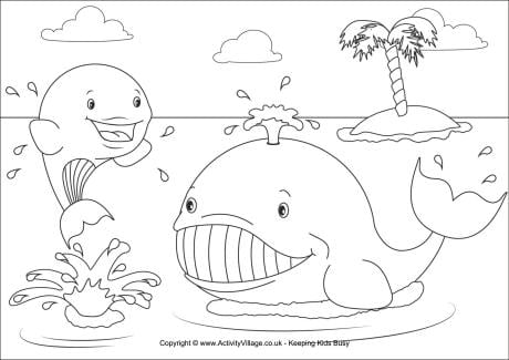 Luxury Whale Coloring Pages Coloring In Sweet Crammed Coloring