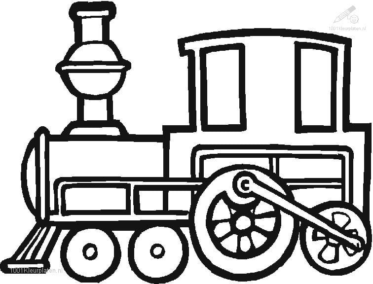 Interesting Design Ideas Train Coloring Pages Top 26 Free