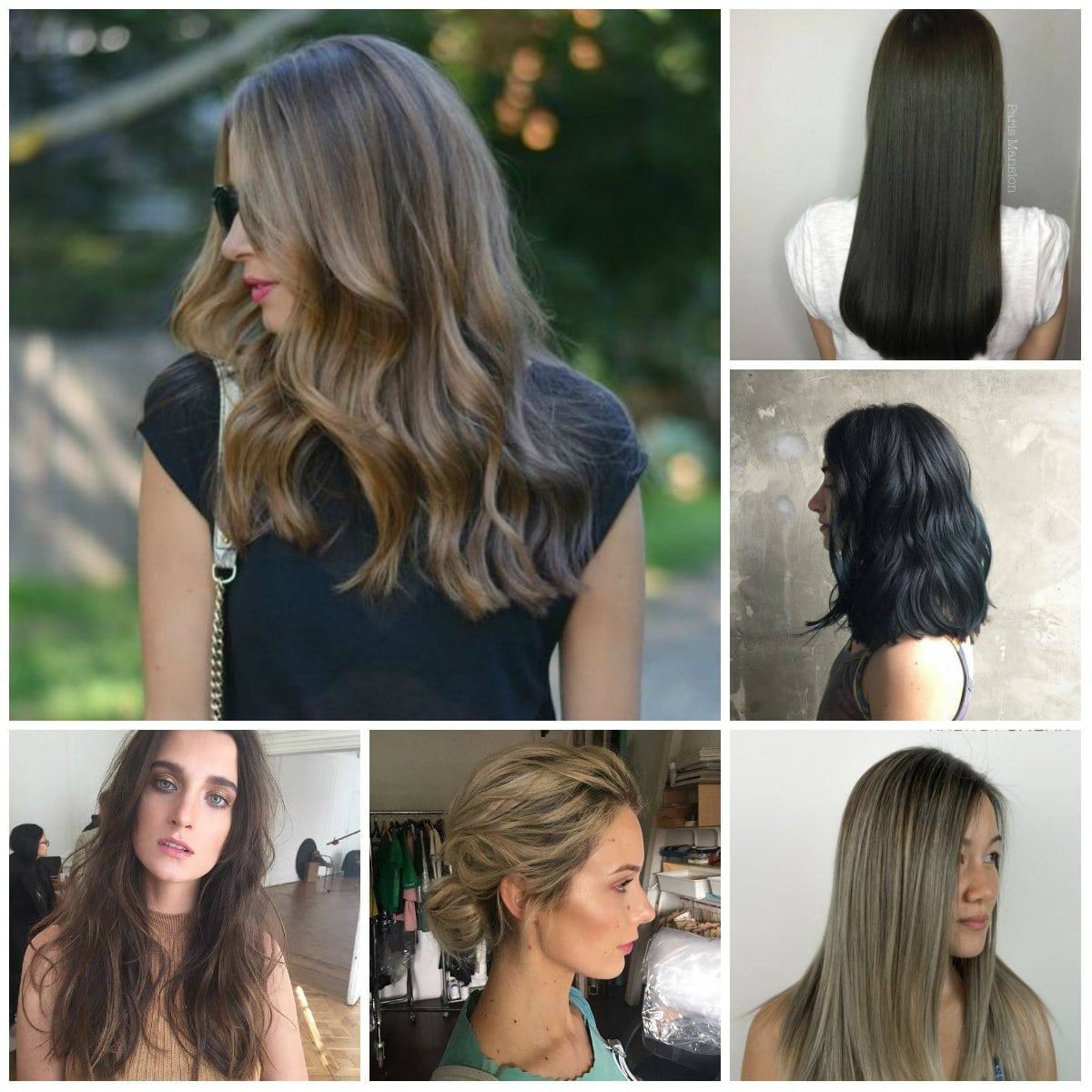 Natural Hair Color – Best Hair Color Ideas & Trends In 2017   2018