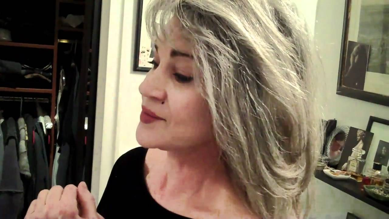 Let Your Hair Go Gray  If You Feel Like It