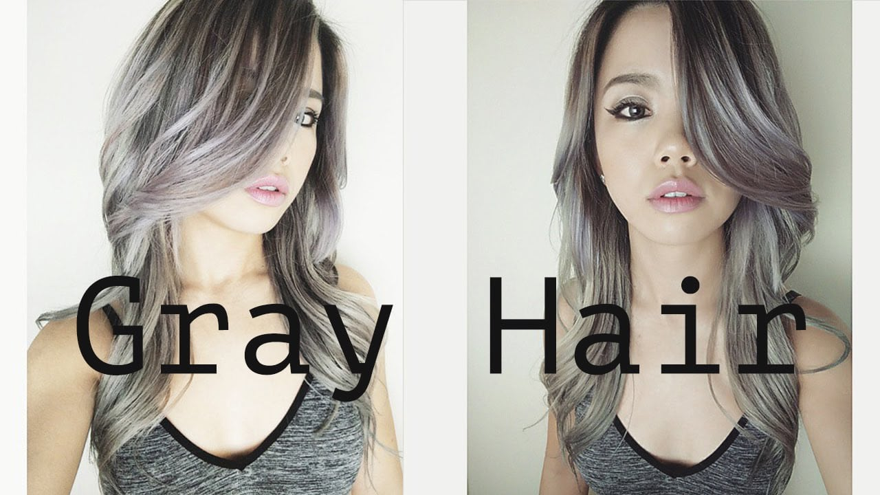 Dying My Hair Gray