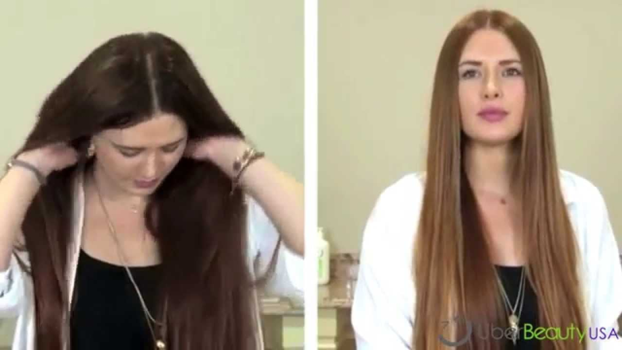 How To Use Über Hair Color Remover