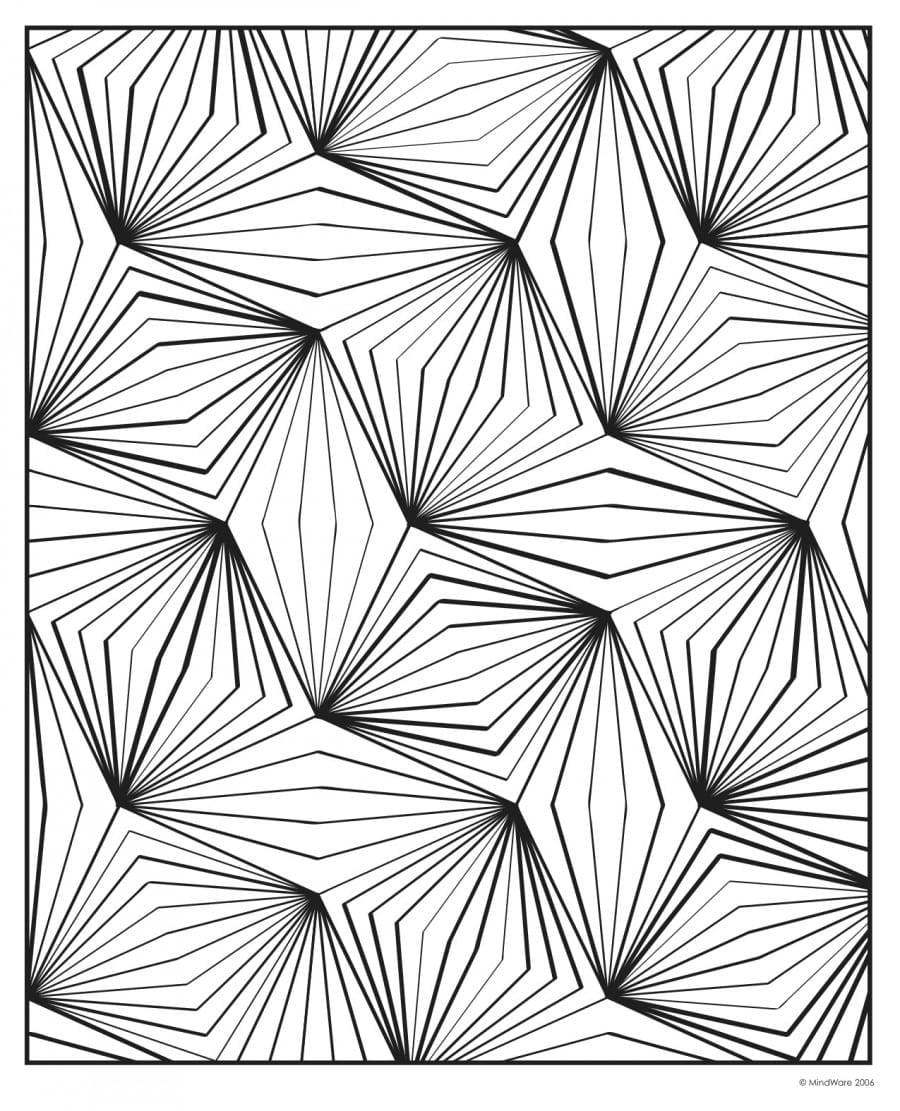 Mindware Coloring Pages