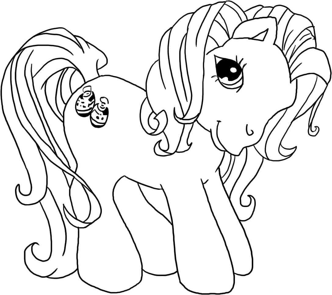 13 Unique My Little Pony Coloring Pages Pdf